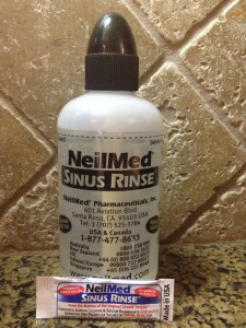 Benefits of Sinus Rinse