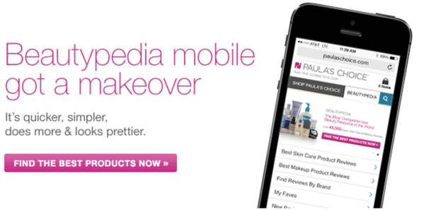 Beautypedia Mobile (And How To Install On An iPhone)