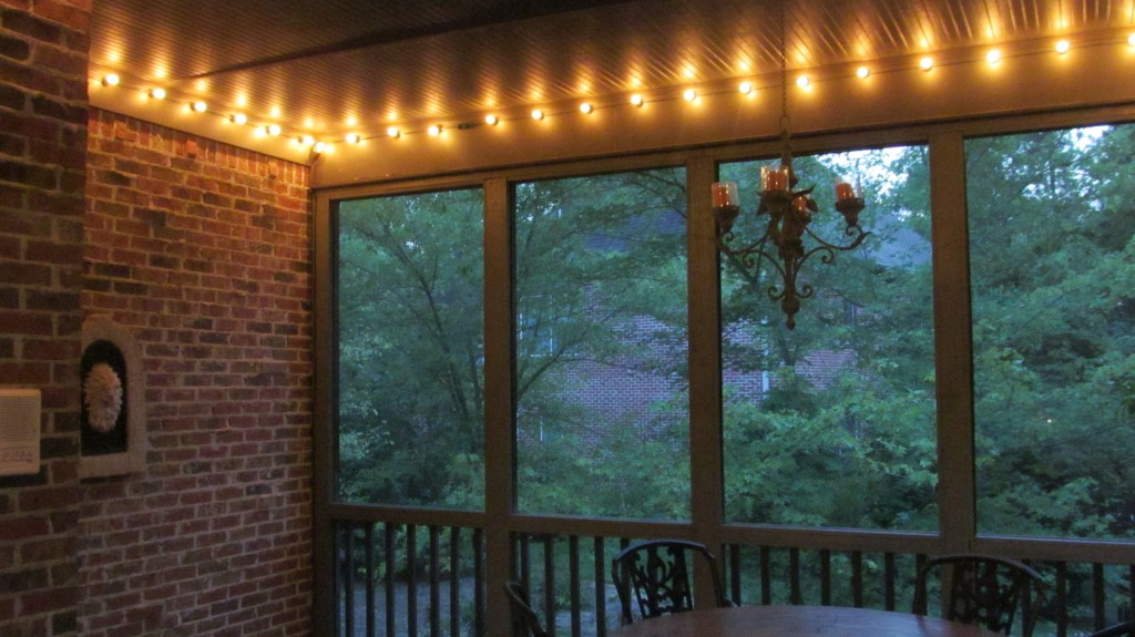 screened porch makeover: a new look for less than $500