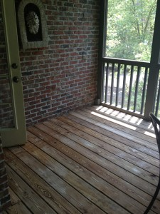 screened porch makeover new look for less than $500