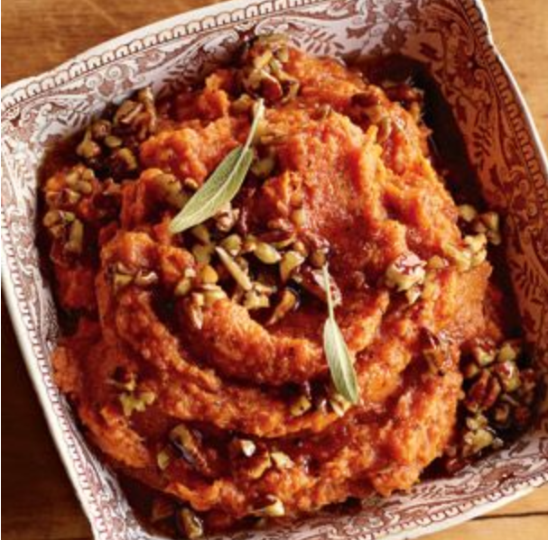 This William's-Sonoma sweet potato mash is a simple, yummy, stovetop ...