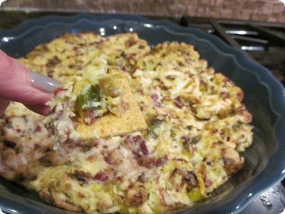 Roasted Brussels Sprouts Dip