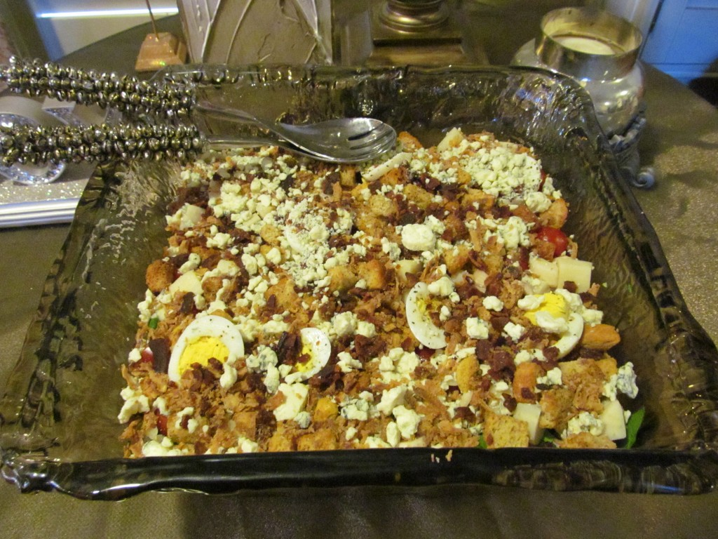 Ruth's Chris Steakhouse Chopped Salad Copycat Recipe