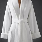 The Restoration Hardware Hydro-Cotton Robe: Best Robe Ever.