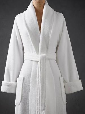 fb5a87606e The Restoration Hardware Hydro-Cotton Robe  Best Robe Ever.