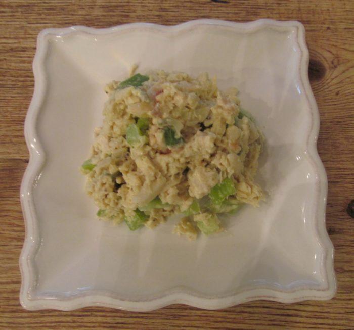 Curried Chicken Salad You Won't Believe