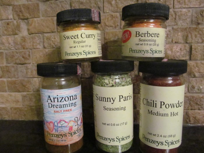 5 Favorite Penzey's Seasonings