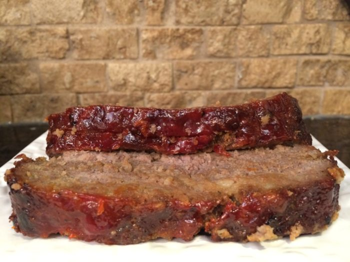 Honey Barbecue Meatloaf: Make Ahead & Freeze For Later