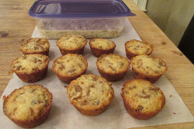 Fiber One 3 week bran muffins