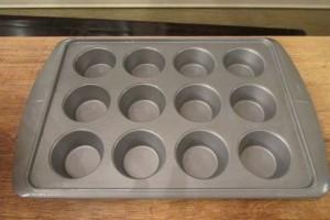Wilton muffin pan