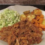 Spicy Barbecue Root Beer Pulled Pork