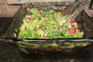 Heart of Palm Salad