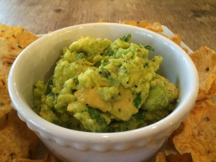 Perfect Guacamole In 5 Minutes