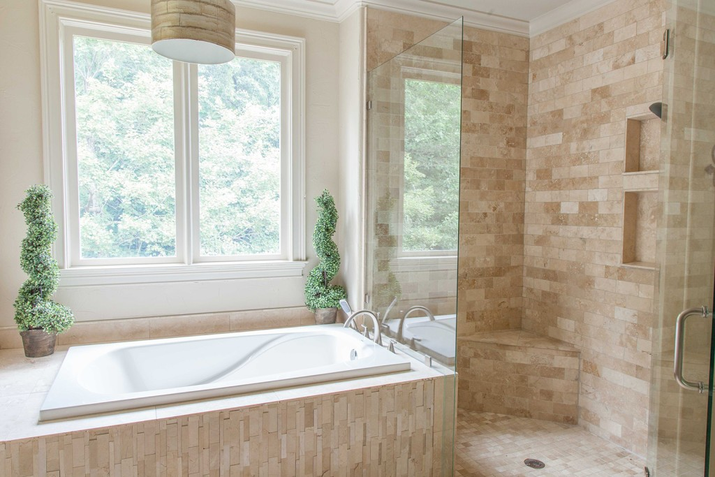 Master Bath Makeover Family Savvy