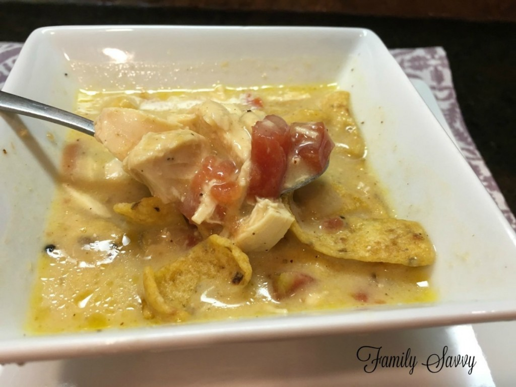 King's Ranch Chicken Soup