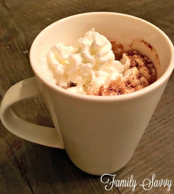 party hot chocolate