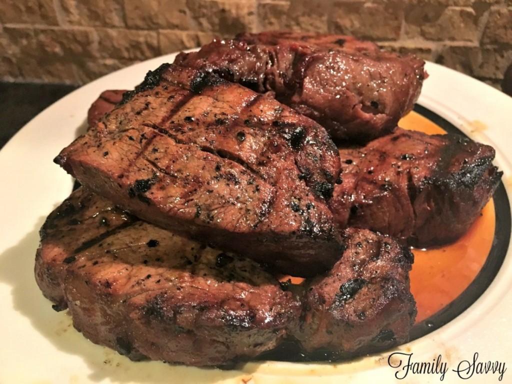 Kensington Club Steak Marinade