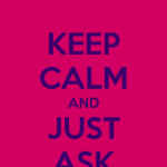 "Savvy Shopper Mantra: ""Just Ask"""