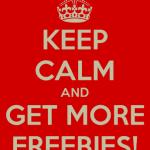 February Freebies & Deals