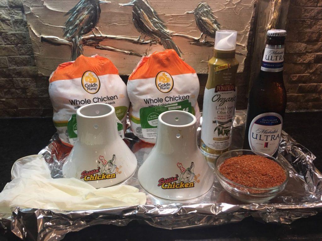 oven beer butt chicken