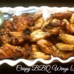 Crispy BBQ Wings {Instant Pot}