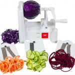 My Spiralizer Review (with 2 Fave Recipes)