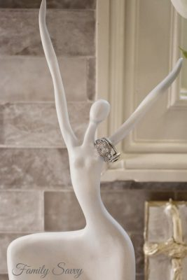 chic creative ring holder ideas