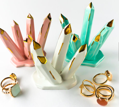 chic & creative ring holder ideas for kitchen