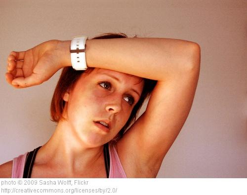 Excessive Sweating: Dr. Herzog Discusses Options