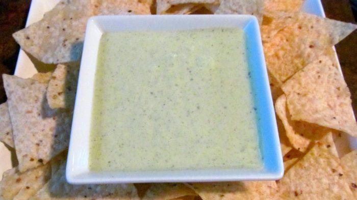 Chuy's Jalapeno Dip