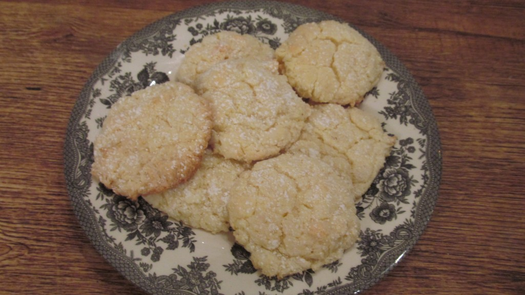 Death By Butter Cookies