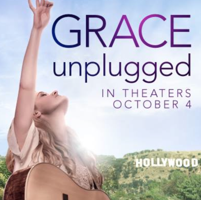 "Movie Review: 4 Reasons To See ""Grace Unplugged"""