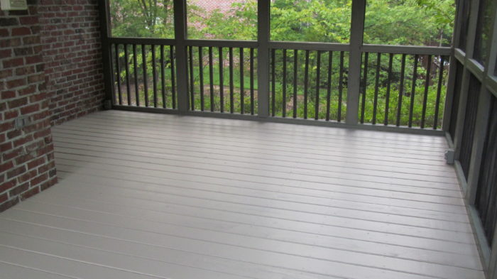 Porch And Patio Floor Paint From Behr Designs