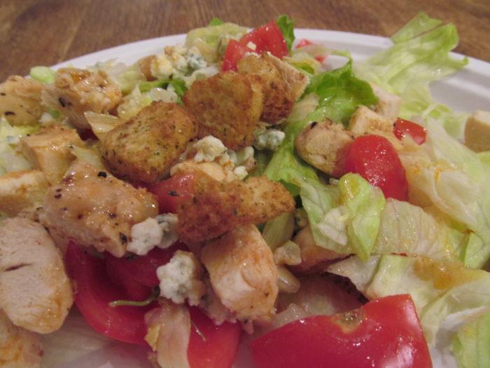 T.Lish Sweet Garlic Vinaigrette Chopped Salad