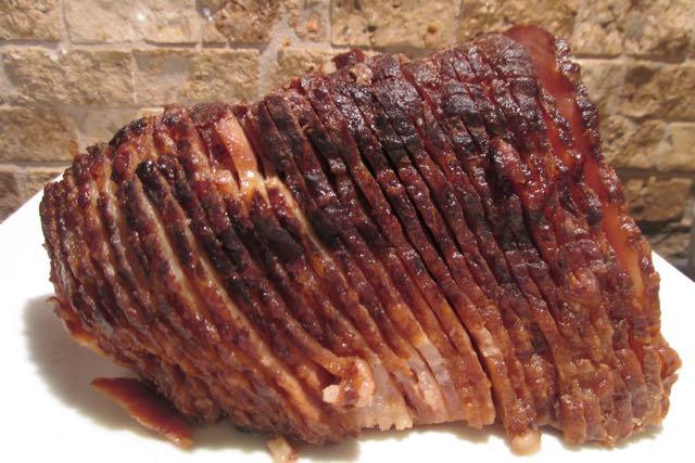 Brown Sugar & Maple Glazed Spiral Ham