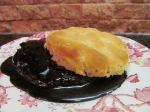 Gran's Chocolate Gravy For Biscuits