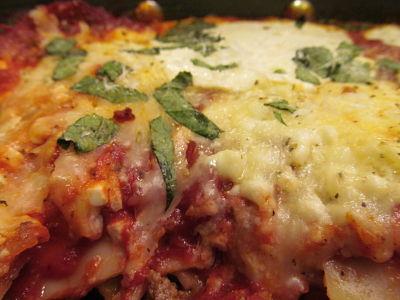 Stovetop Skillet Lasagna