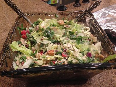 Ruth's Chris Steakhouse Chopped Salad Copycat Recipe