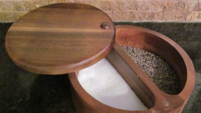 Paula Deen's Salt Box (And A Review of The Lady & Sons Restaurant)