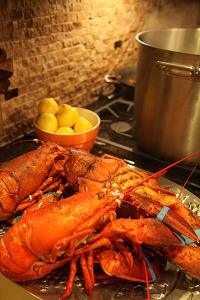 How To Cook & Eat Live Lobster