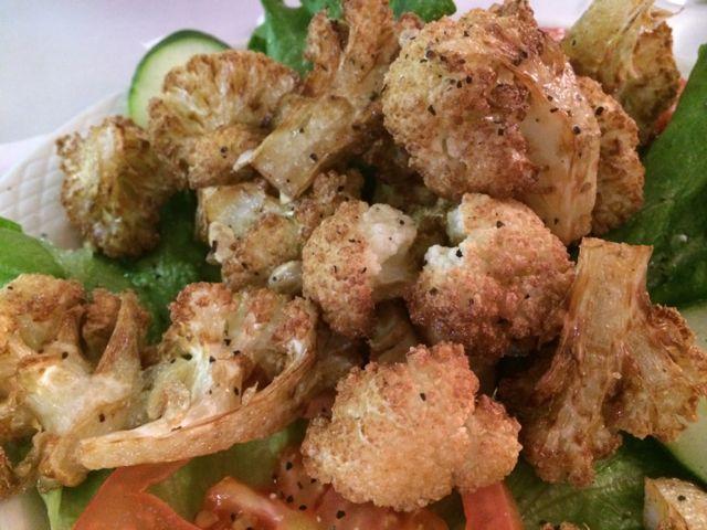 Fried Cauliflower (The Olive Branch Copycat Recipe)