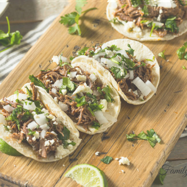 How to Make Chipotle's Beef Barbacoa                                                                                        {Slow Cooker~Copycat Recipe}