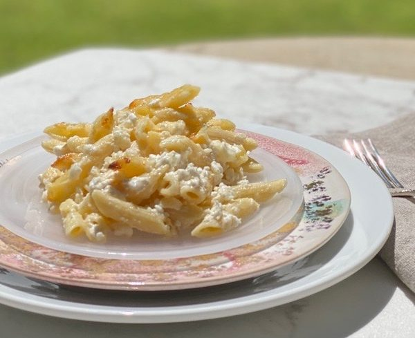 The Best Ever White Cheddar Mac & Cheese
