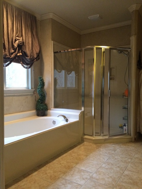 our master bath remodel