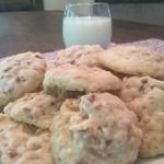 Potato Chip Shortbread Cookies