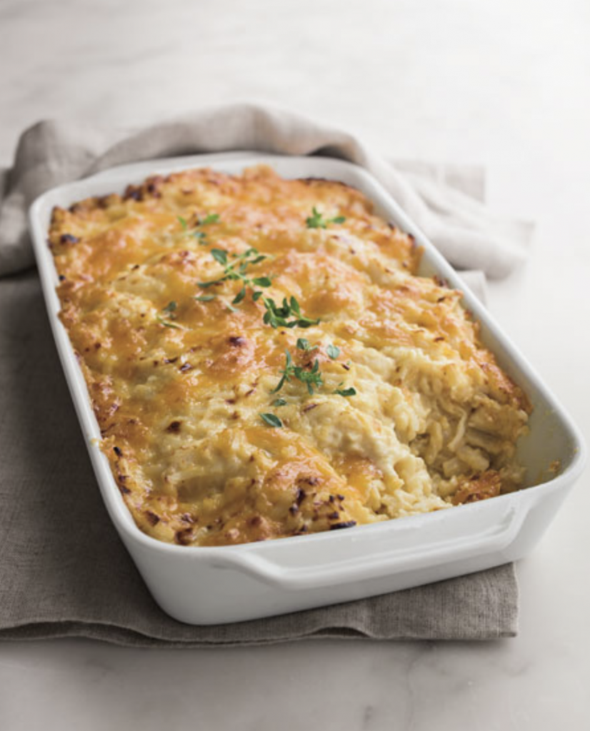 French Onion Potato Casserole