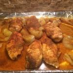 chicken rice taco bowls chipotle copycat recipe