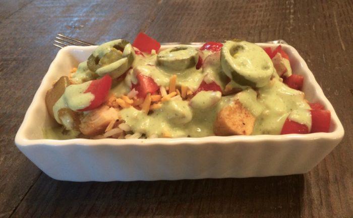 Chipotle Chicken Burrito Bowl Copycat Recipe