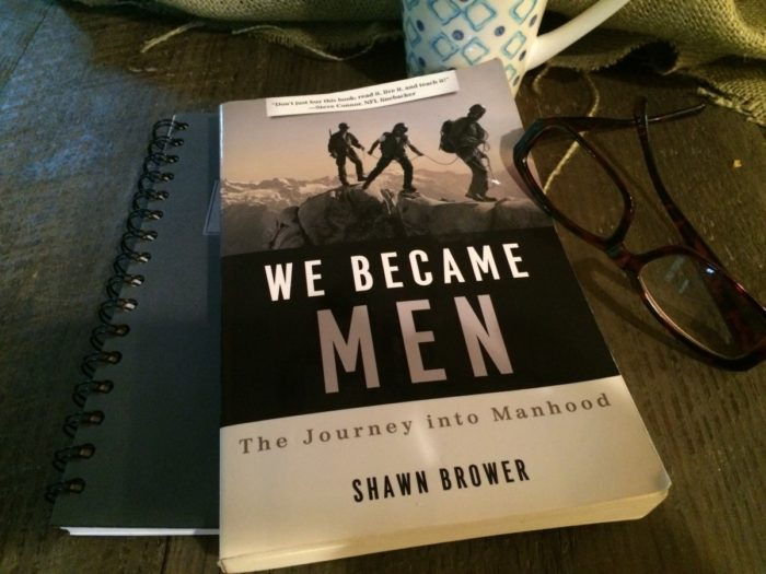 Book Reviews Archives  Family Savvy We Became Men The Journey Into Manhood