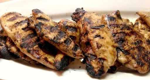 Sprite Dale's grilled chicken